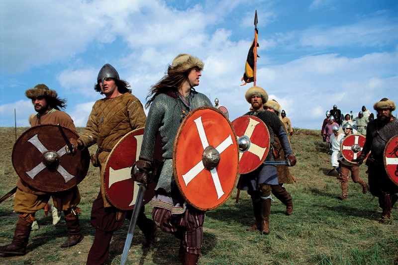 Anglo-Saxons still dominate England