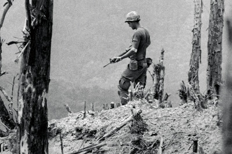 Battle-scarred Earth: How war reshapes the planet