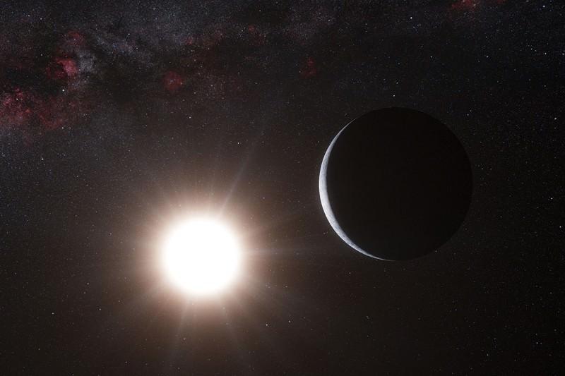 What lives near Alpha Centauri B?