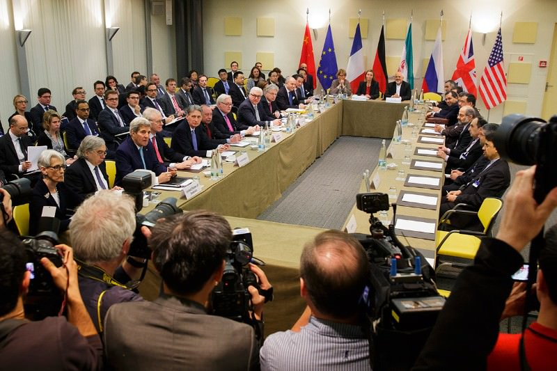 Negotiations between Iran and many leading nations have been going on in Lausanne, Switzerland