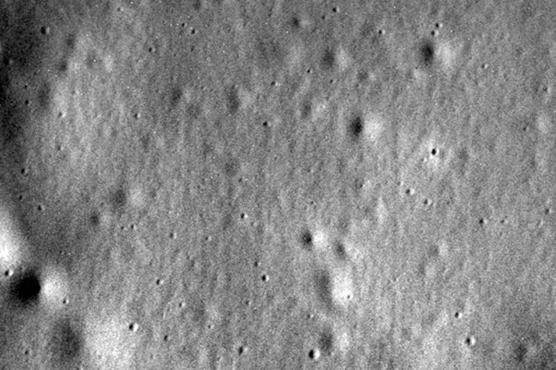 NASA's Messenger probe crashes into Mercury