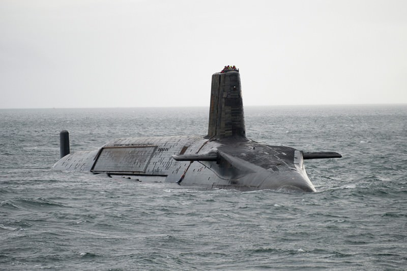 Should Trident not be replaced, the money saved can be used to help firms that presently maintain the subs