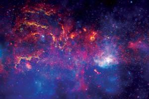 The human universe: Could we engineer the galaxy?