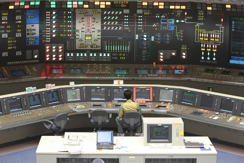 Microscopic safety inspectors could keep tabs on nuclear reactors