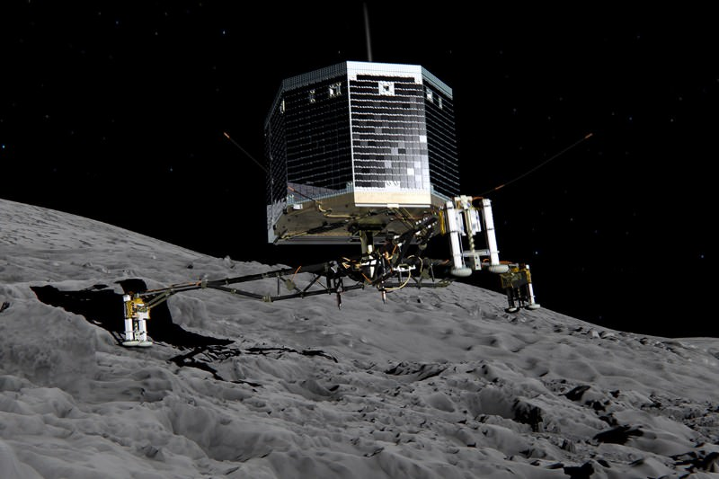 Philae awakes: What next for probe after 7 month nap on comet?