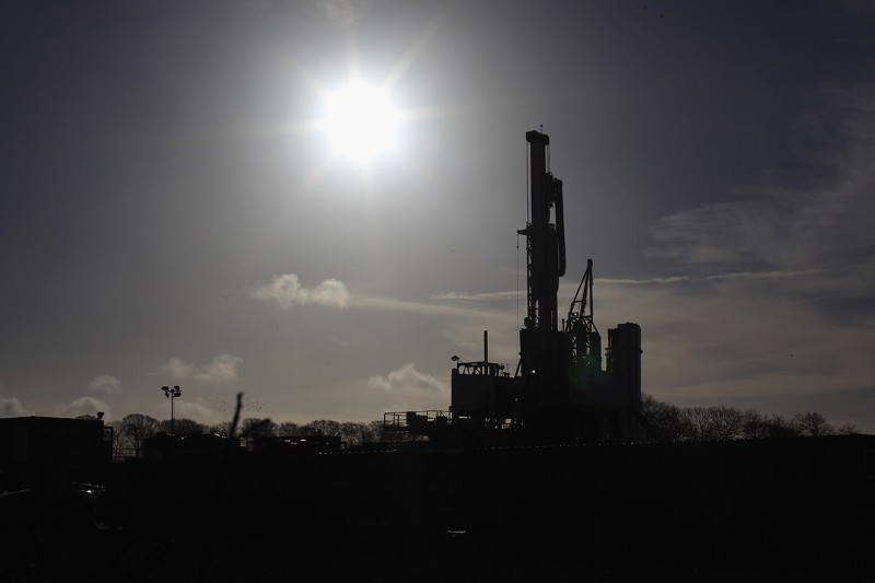 UK fracking wells get thumbs up from planners