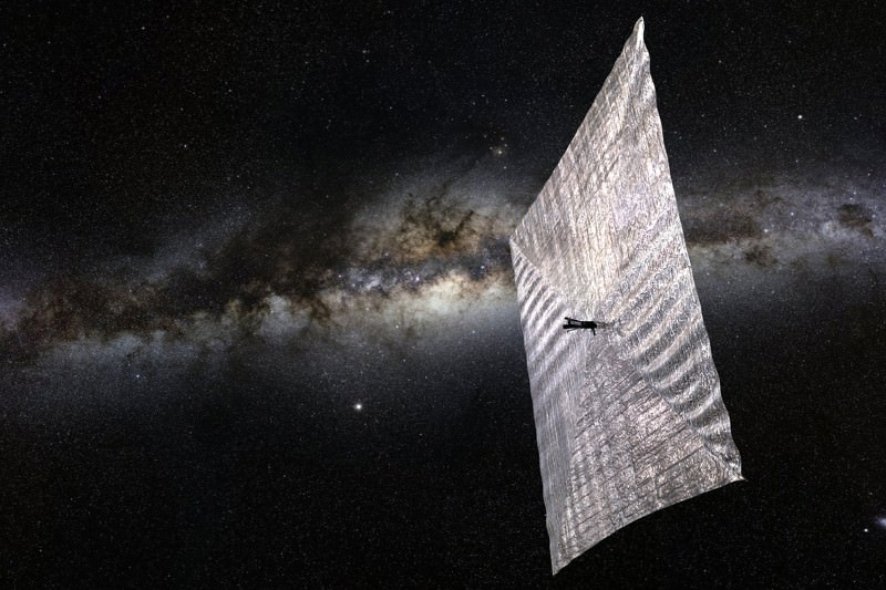 LightSail spacecraft successfully deploys solar sail