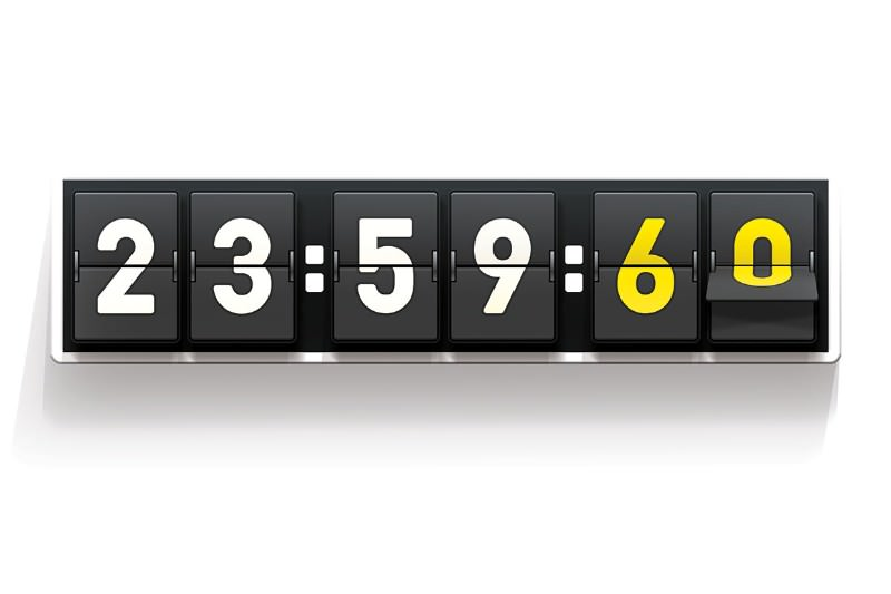 Get ready for the leap second – it could be the last one ever