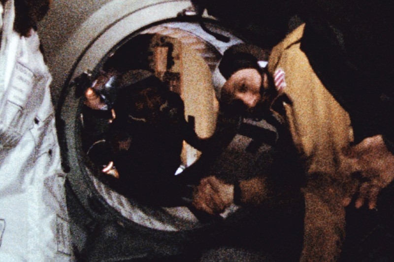 Apollo–Soyuz: A cold war handshake in space, 40 years on