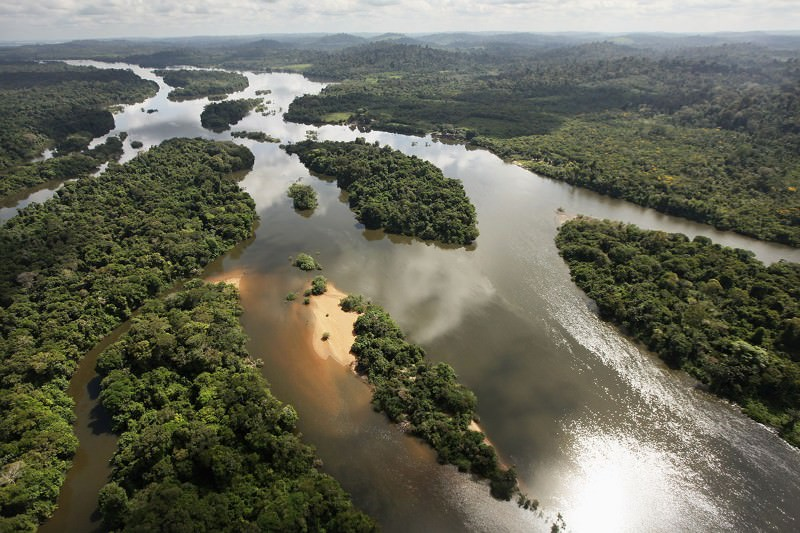 Myth of pristine amazon rainforest busted as old cities reappear myth of pristine amazon rainforest busted as old cities reappear sciox Image collections