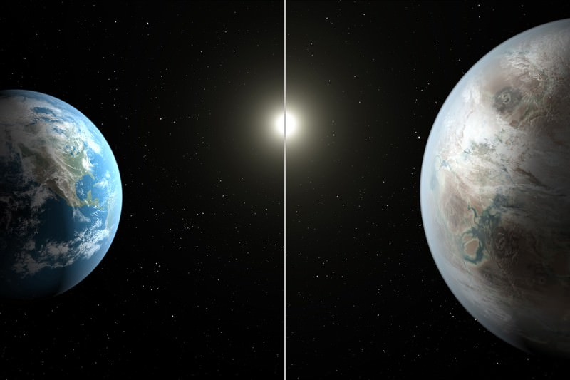 Earth-like alien world looms into view through Kepler telescope