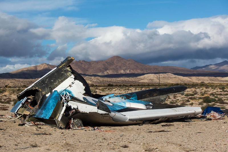 SpaceShipTwo crash due to lax safety oversight say investigators