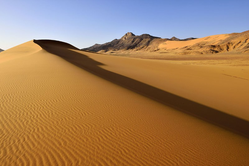 Travel back in time to the most extreme desert and monsoons ever