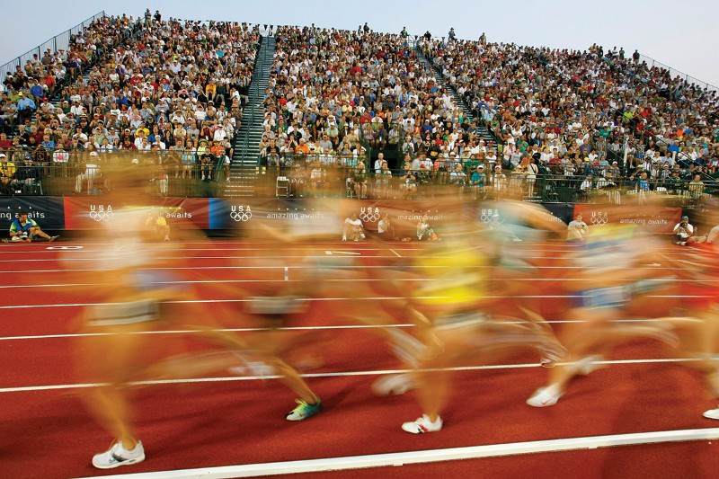 Gene tests and hair analysis could catch doping athletes