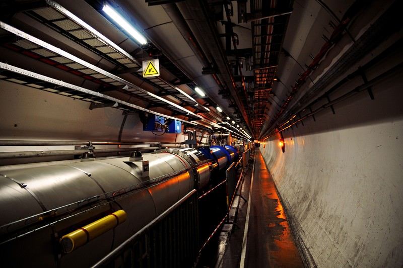 High-energy LHC plans held up by UFOs and electron clouds