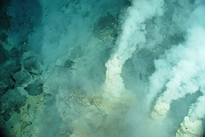 Watery time capsule hints at how life got started on early Earth