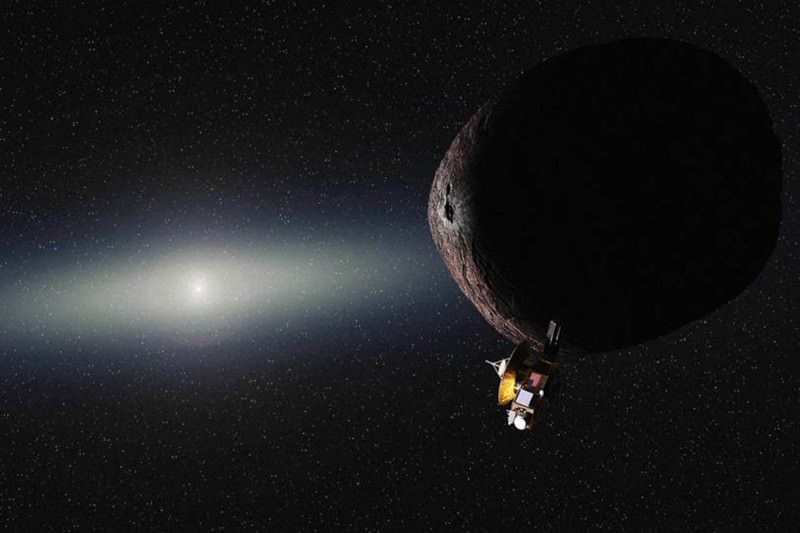NASA picks post-Pluto destination for New Horizons spacecraft
