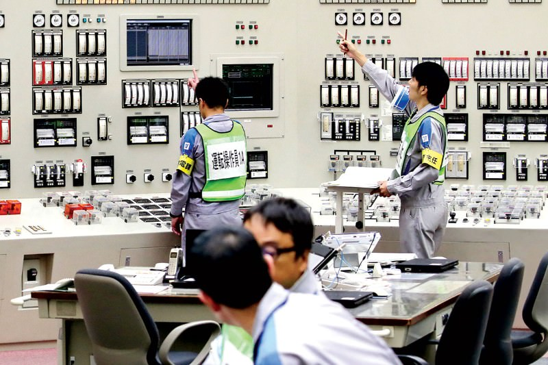 Japan reboots nuclear power despite protests and no waste plan