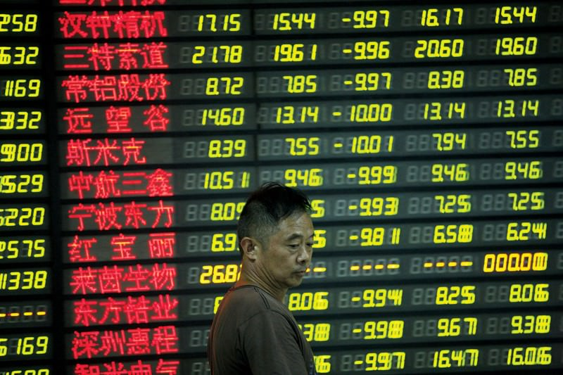 China stock crash a sign of nation's transition to a new economy