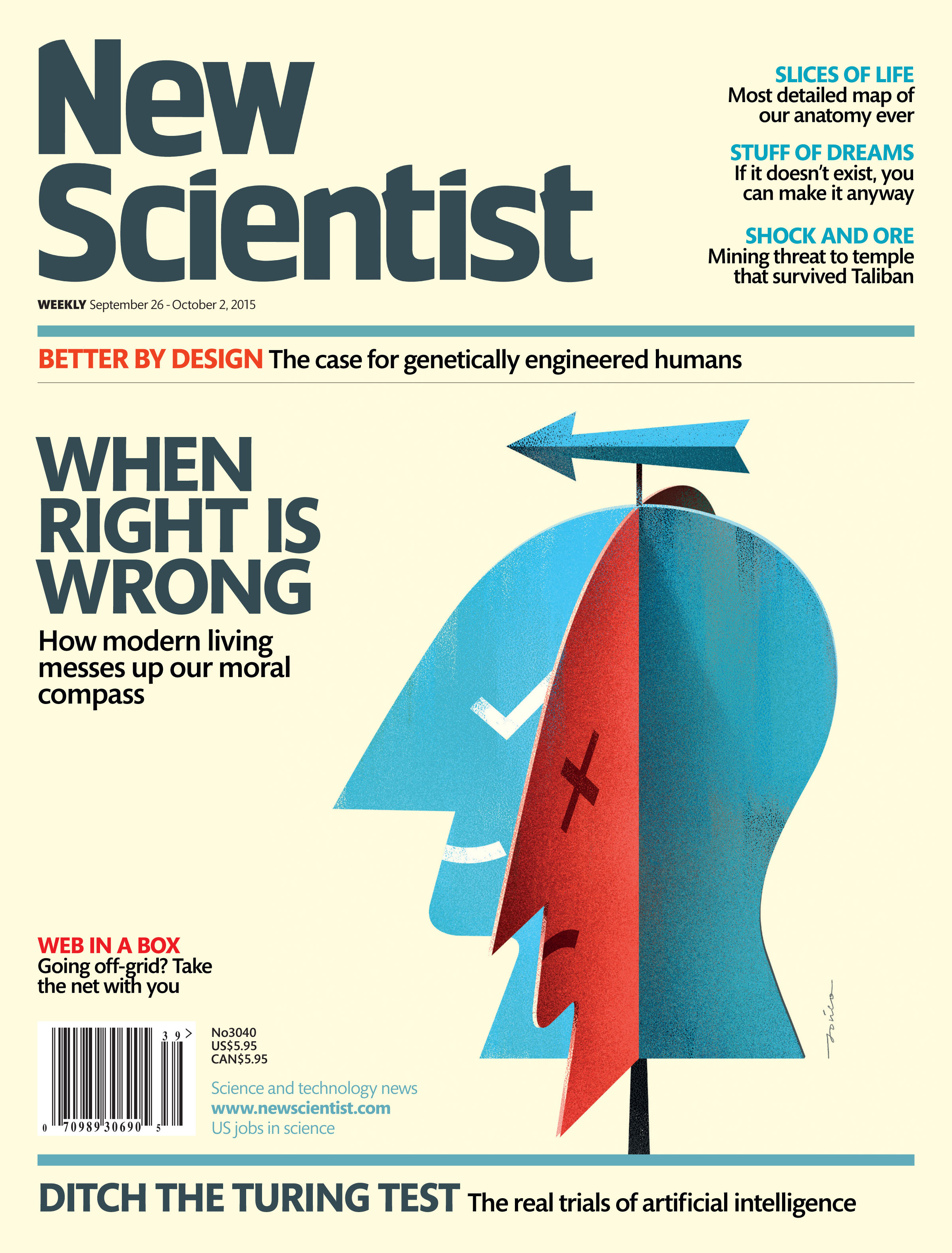 Issue | New Scientist