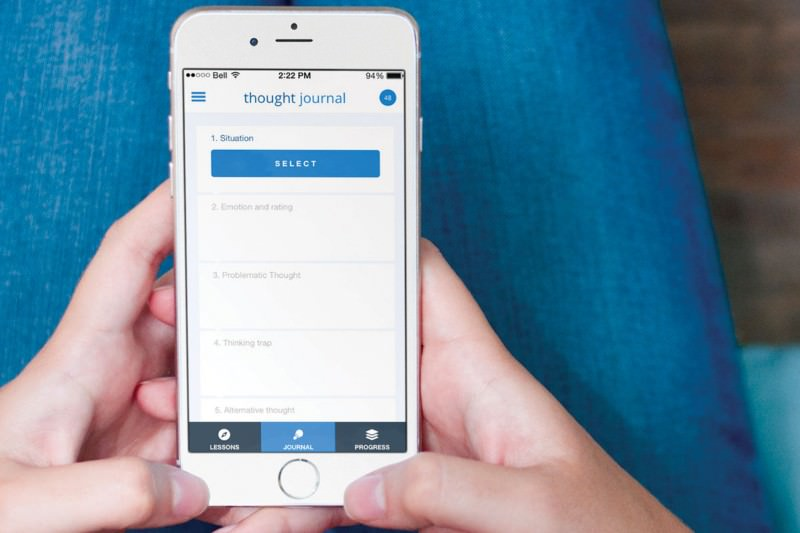 Mental health apps let you access therapy from your smartphone