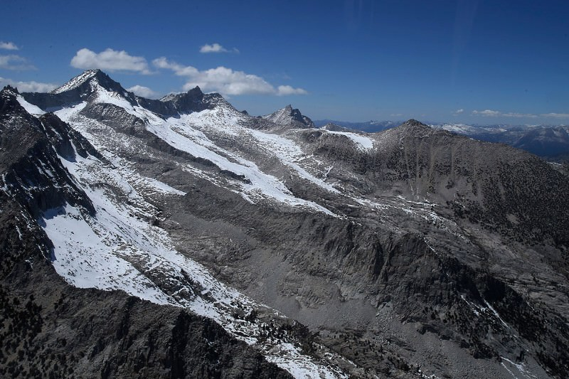 Sierra Nevada's 500-year snowpack low deepens California drought