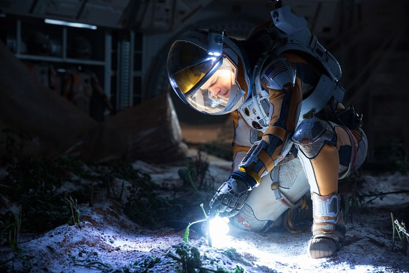 The Martian: The science of surviving a space catastrophe