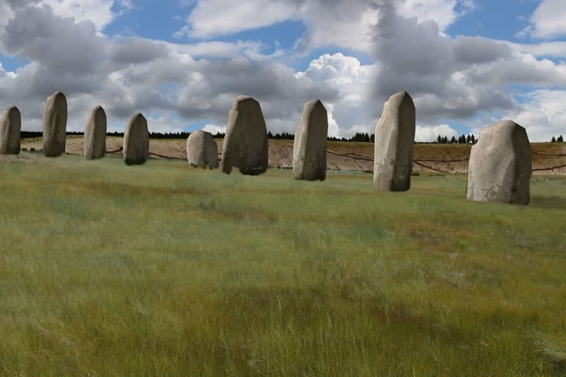 Stonehenge mystery deepens with discovery of 30 new stones