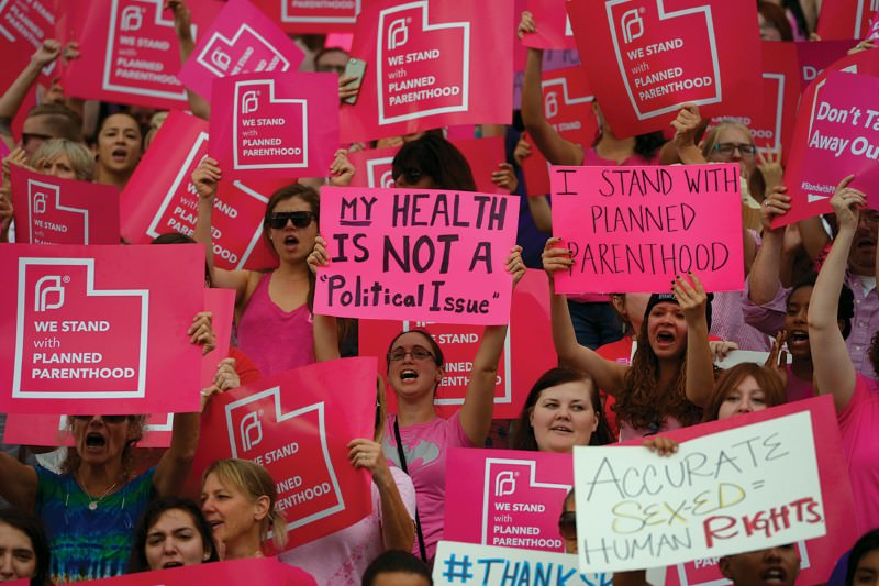 Fight over Planned Parenthood could shut down the US government