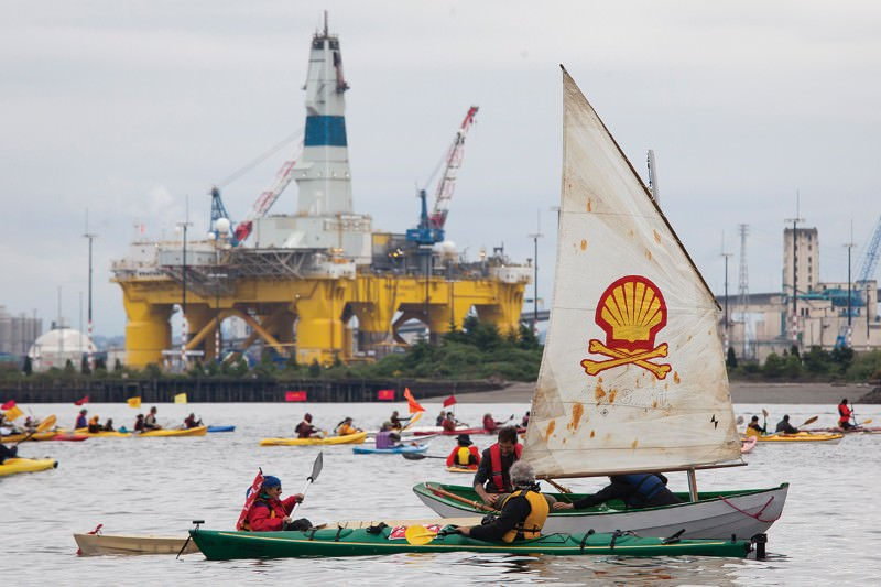 Shell abandons oil exploration in Alaska but stays in the Arctic