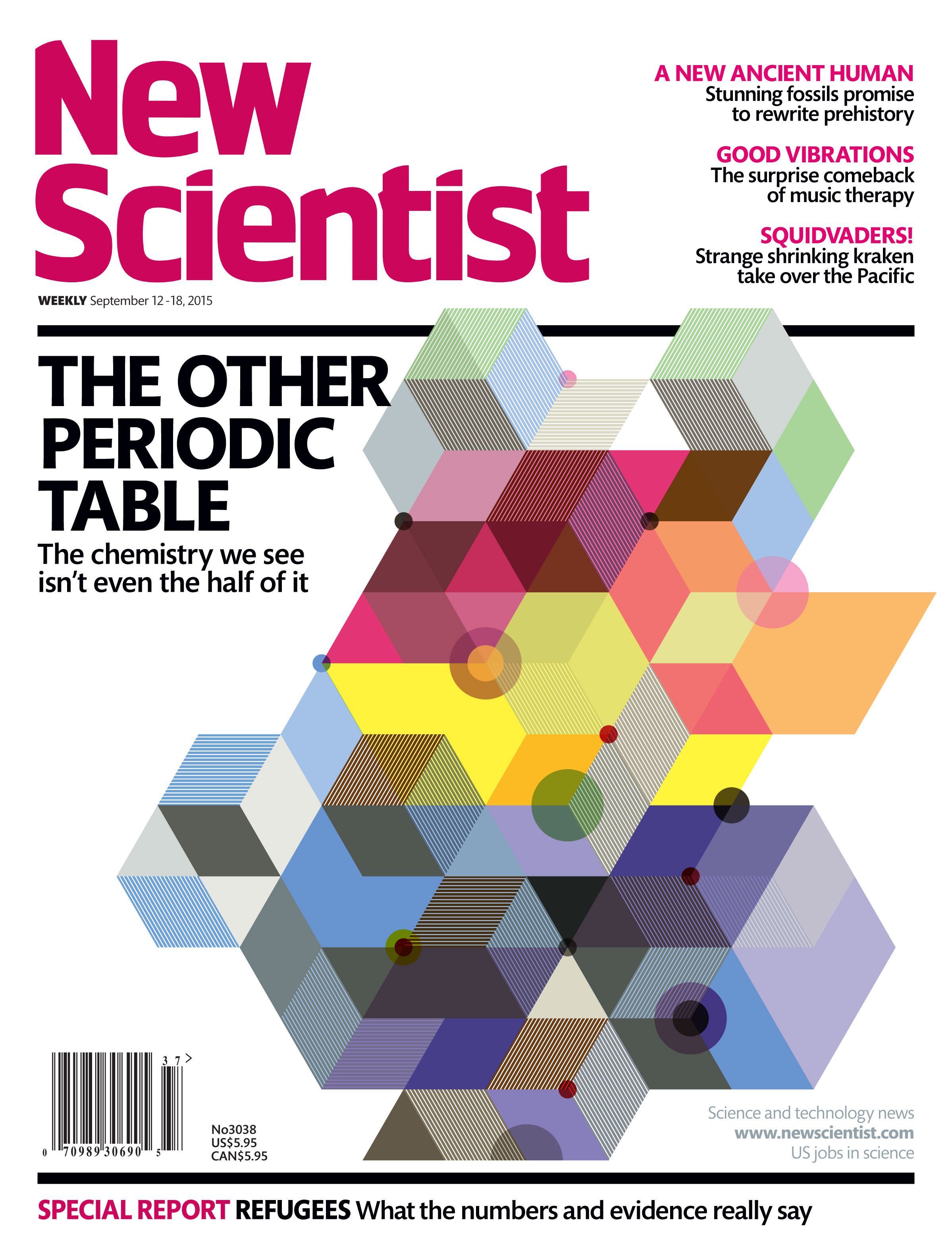 Issue new scientist issue 3038 magazine cover date 12 september 2015 urtaz Image collections