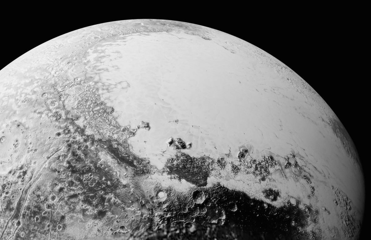 cryogenic links of the week - space liquid nitrogen on pluto