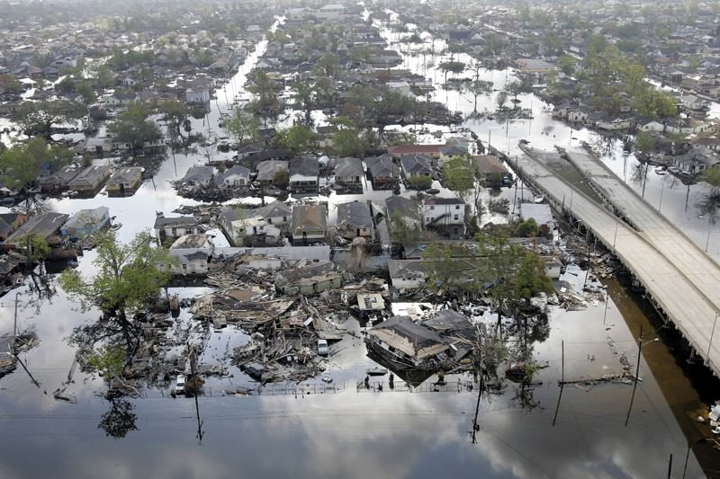 Even drastic emissions cuts can't save New Orleans and Miami
