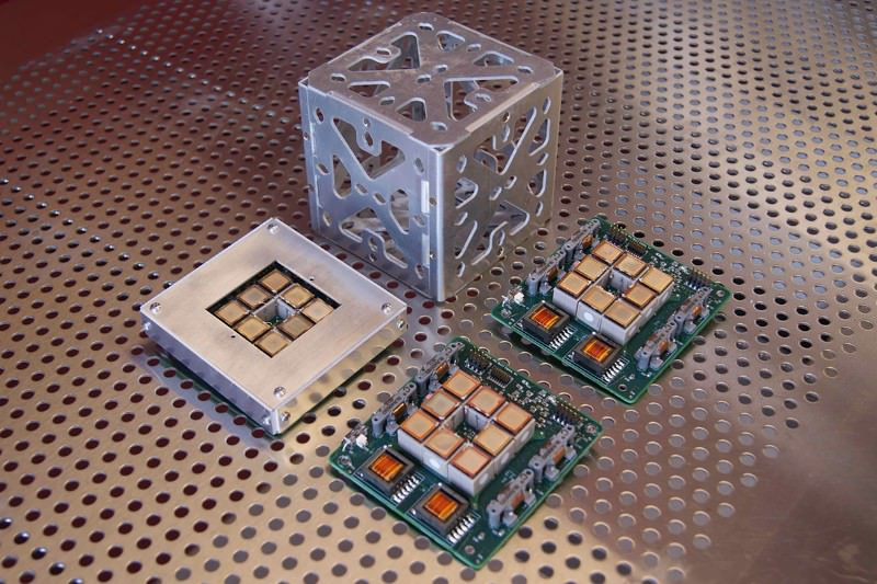 First pocket rockets take tiny satellites for a spin