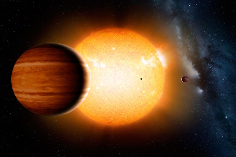 Pufferfish planets could explain how hot Jupiters get so big