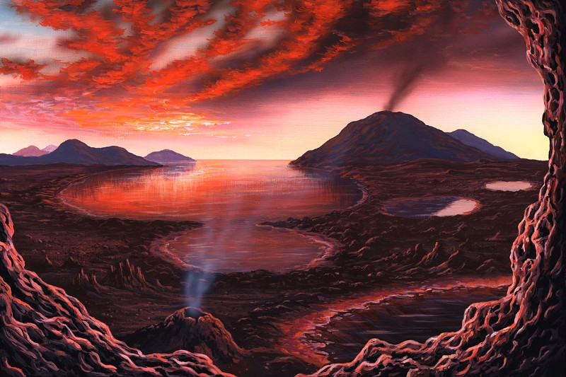 Life may have begun 300 million years earlier than we thought