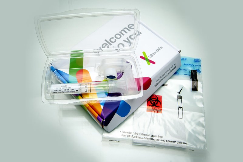 23andMe relaunches direct-to-consumer tests for genetic disease