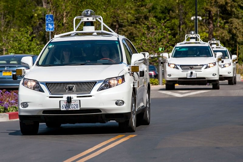Self-driving cars involved in more crashes than normal vehicles