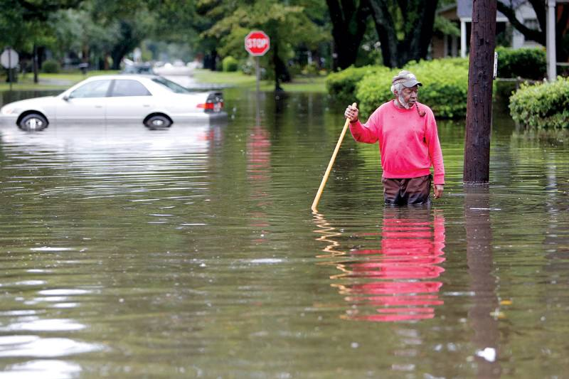 South Carolina floods are a 'once in a millennium' event