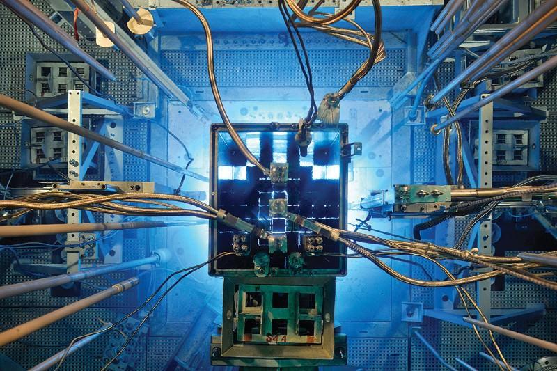 Neutrino detectors could keep discreet tabs on nuclear reactors