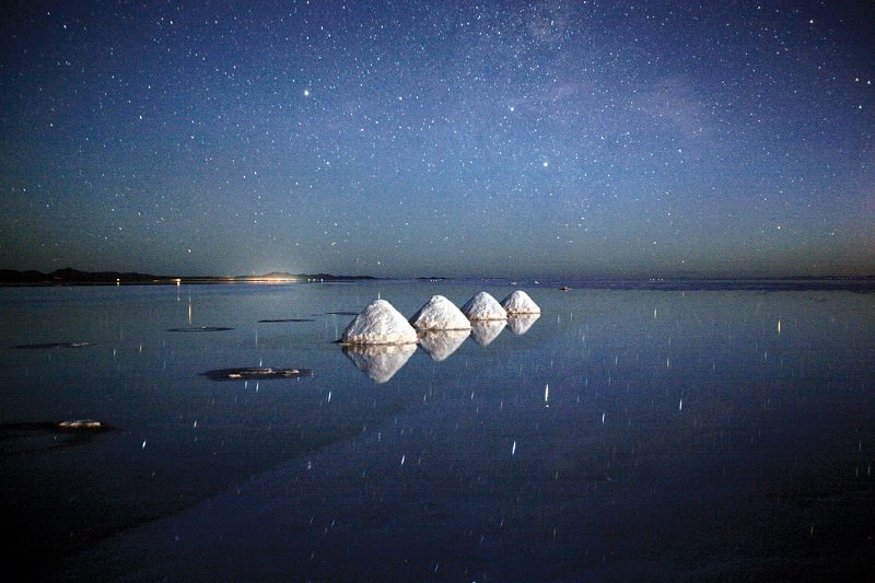 Lithium dreams: The surreal landscapes where batteries are born