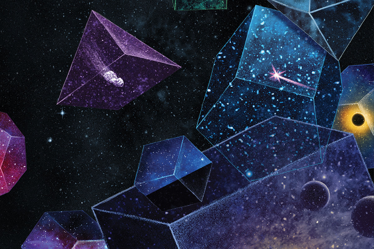 cosmic megastructures