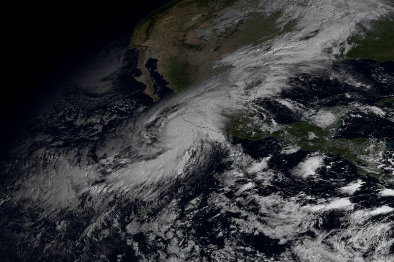 El Niño-powered hurricane Patricia set to hit Mexico tonight