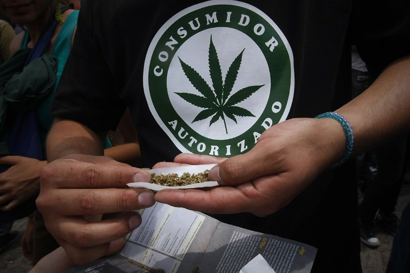 Smoking weed is now a human right in Mexico