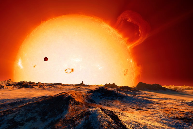 Coming soon: first weather report from super-Venus exoplanet