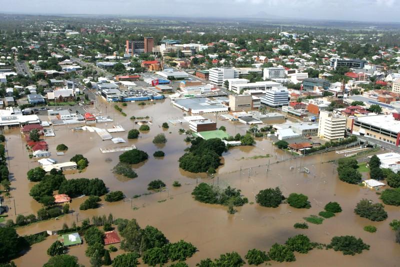 Climate change and La Niña may bring severe floods to Australia