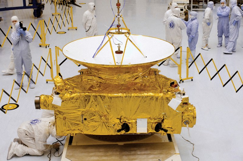 Beyond Pluto: New Horizons probe aims for another unseen world