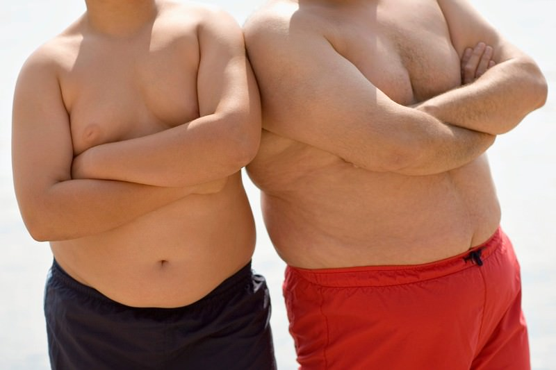 Obese men found to make sperm with thousands of modified genes
