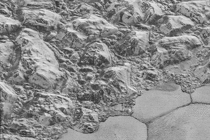 New Horizons releases first images of Pluto in sharpest focus