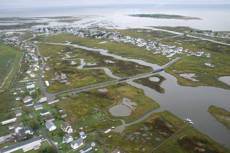 Rising seas expected to sink islands near US capital in 50 years